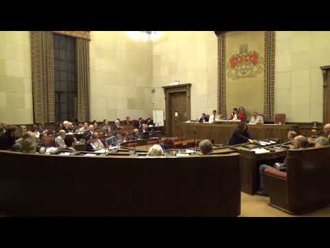 Cambridge City Council meeting -  19 October 2017