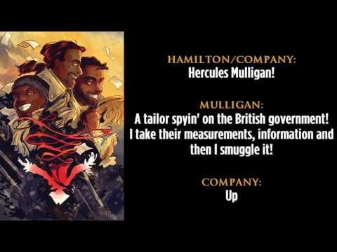 Hamilton | 20. Yorktown (The World Turned Upside Down) | Lyrics