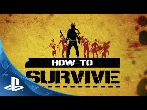 How to Survive: Storm Warning Edition - Teaser Trailer | PS4
