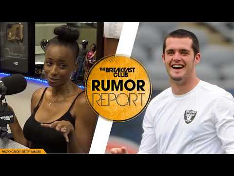Oakland Raiders Respond To Miko Grimes' Claims About Derek Carr