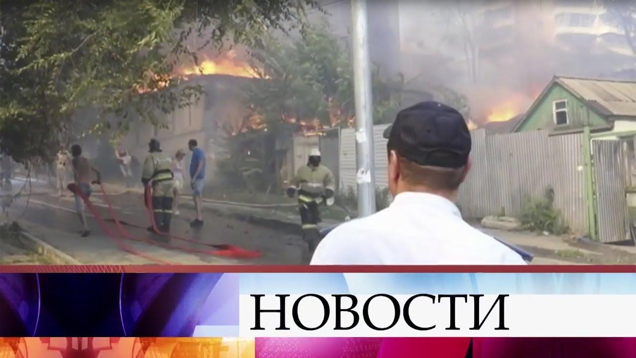 Современный жилой дом в ростове-на-Дону в элитной застройке - YouTube