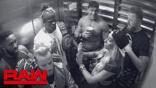 Download R-Truth gets trapped in an elevator with 24/7 Title challengers: Raw, June 10, 2019 Mp3 and Videos