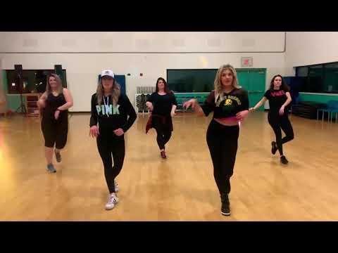 Low Key- Ally Brooke (feat. Tyga) | Dance Fitness