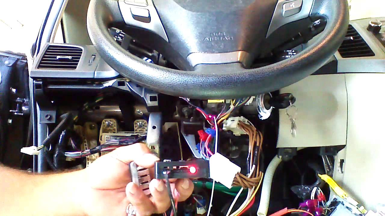 Toyota Plug and Play Remote Start Install  YouTube