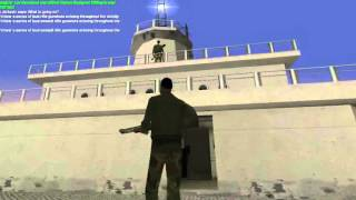 OwlGaming - National guard at freight ship rescue mission (Multi Theft Auto Gameplay)