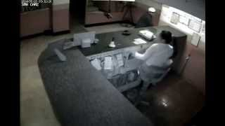 Sta. mesa hotel Robbery incident May 23, 2014