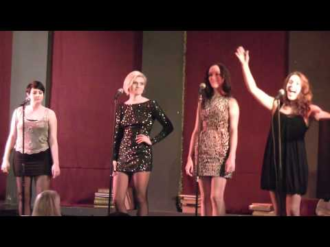 All Girl Band A My Name is Alice  InSTEP Musical Theatre Cabaret  Autumn 2011
