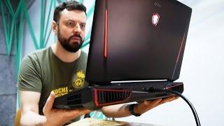 Что умеет ноутбук за 401 000 рублей? Обзор