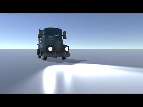 Unity 5 Tutorial - Car Lights
