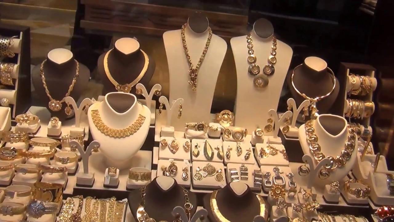 Gold Souk Dubai Youtube