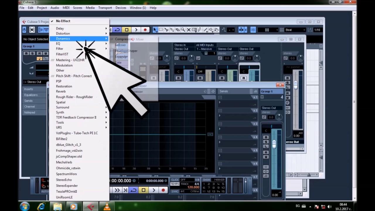 Reverse reverb tutorial. Mp4 youtube.