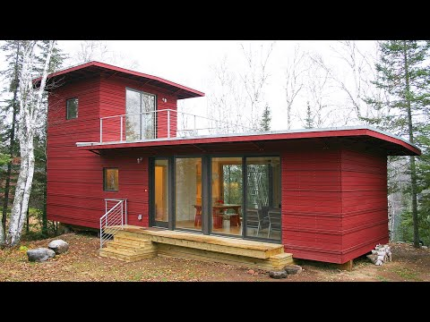 TOP 3 Incredibly Beautiful 2 Story Shipping Container Home of 2020
