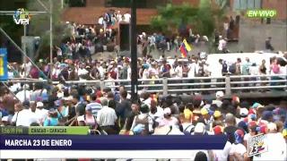 EN VIVO - Discurso de Juan Guaidó