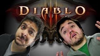 Diablo 3 no Xbox!?!? - com Leon e Monark