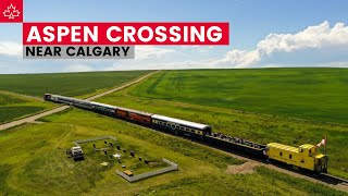 Aspen Crossing - Unique Train Excursions in Alberta Canada
