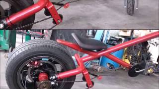 bike chopper carlos silva