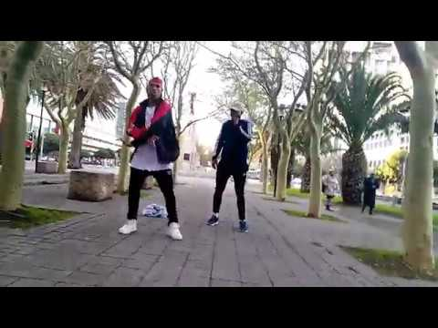 Aka & Anatii - 10 Fingers | Dance Video (Metroflex)