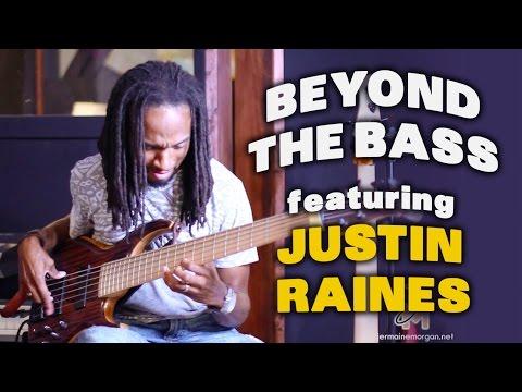 JMTV feat. Justin Raines BEYOND THE BASS EP.5 - Jermaine Morgan