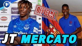 OFFICIEL : Moise Kean signe à Everton, Junior Firpo arrive au Barça