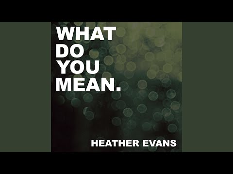 What Do You Mean (Instrumental Dance Mix)