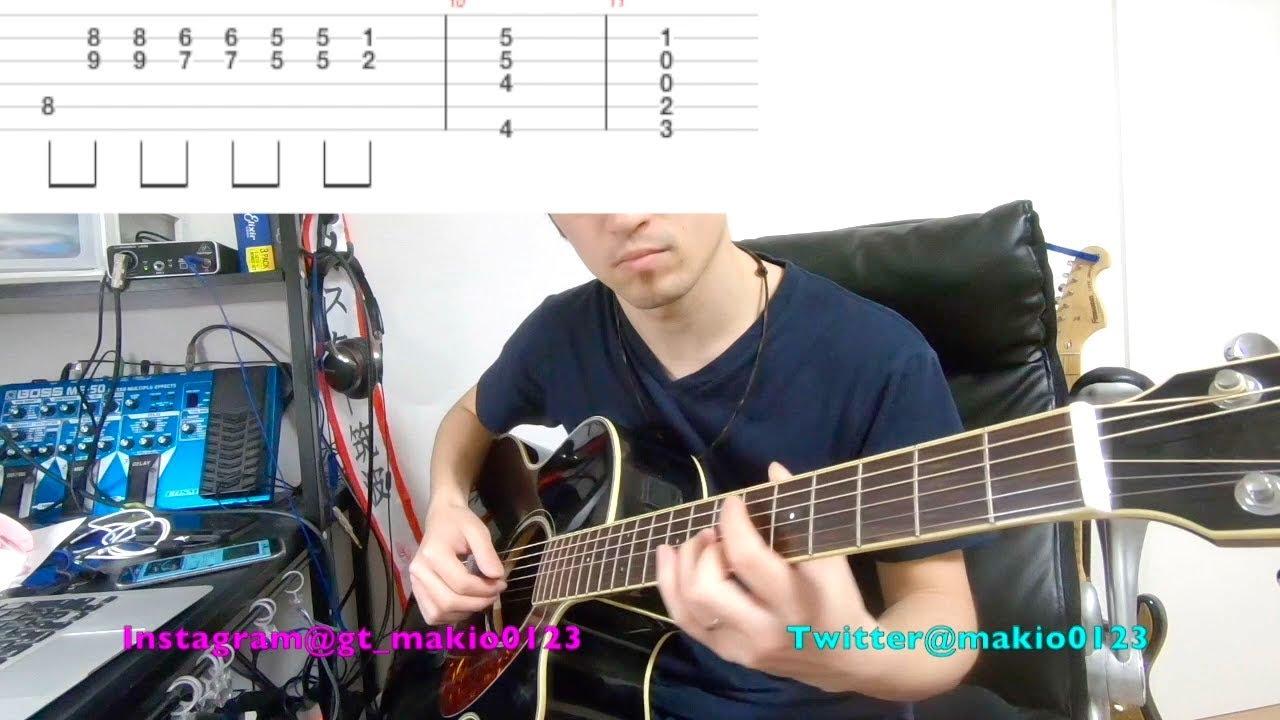 ギター コード リ メンバー ミー