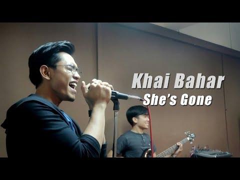Jamming session - Khai Bahar | She's Gone (cover)