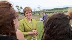 The Scottish Cabinet in Cupar