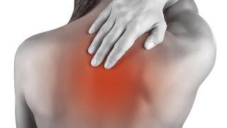 Espalda parte la dolor caseros el remedios para superior en la nervioso de