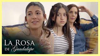 La Rosa de Guadalupe: Norma tiene celos de su prima Cristina   Un camino lleno de espinas