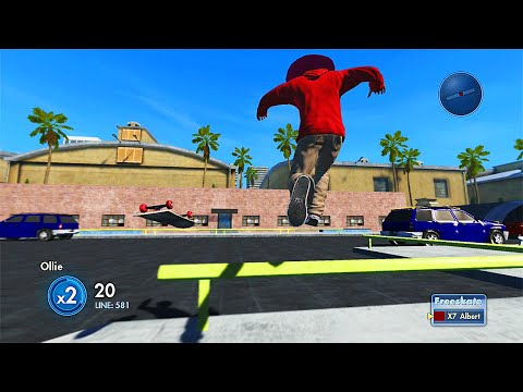 how to get skate 3 on xbox one free