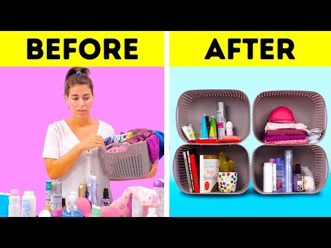 38 CREATIVE ORGANIZATION HACKS FOR YOUR HOME