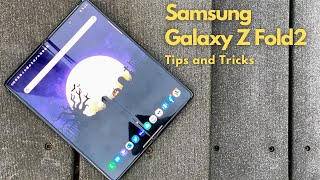 Samsung Galaxy Z Fold2 Tips and Tricks