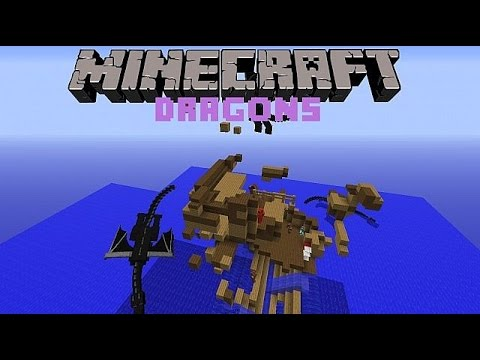 Minecraft Dragons: SURTHRIVAL OF THE FITTEST