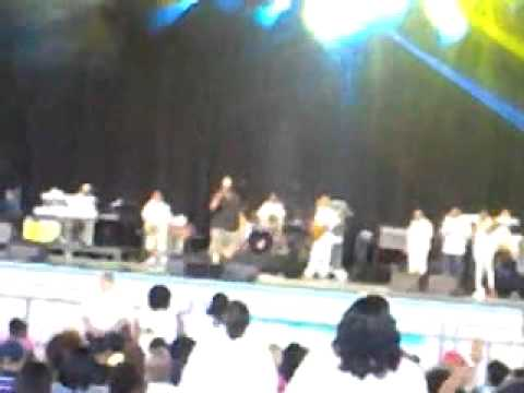 Marvin Sapp at joyfest 2013