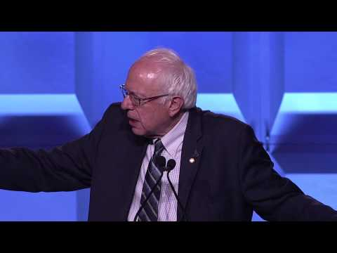 VT Senator Bernie Sanders Addresses the SMART Business Agents' Conference