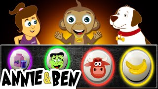 Pick The Correct One   Fun Games, Baby Songs + More Nursery Rhymes for Kids by Annie, Ben & Mango
