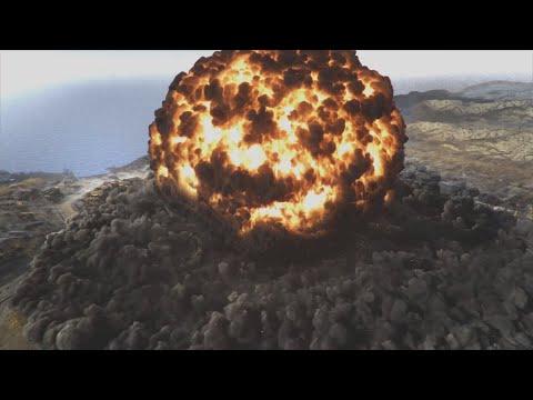 Call of Duty: Warzone VERDANSK NUKE! (Cold War Warzone Season 3 NUKE)