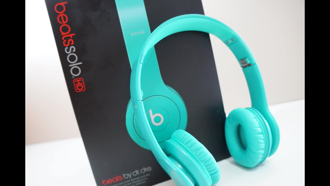 Beats Drenched in Teal Solo HD - YouTube