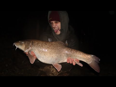 River Trent Barbel Vlogs Part 3 (TOO CLOSE TO CALL!!)