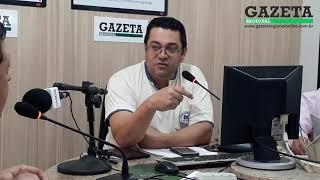 Prefeito Ivo Ferreira fala sobre denúncias e pedido de cassação