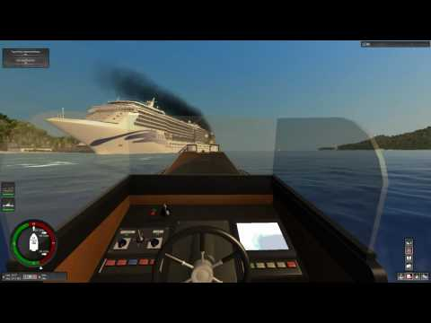 Ship Simulator Extremes Release Trailer