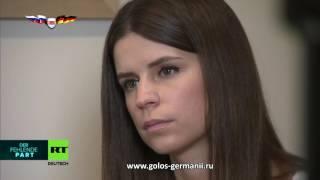 Сара Вагенкнехт:  Европа не переживёт конфликт НАТО с Россией (Голос Германии)