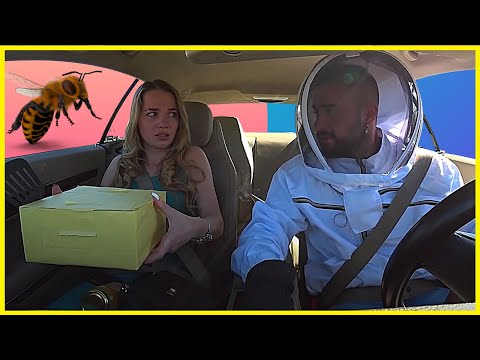 It was about to STING THIS BEAUTIFUL GIRL ! - First date with girls | Episode #39 indir