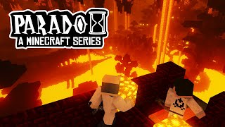 ТОЧКА НЕВОЗВРАТА | Minecraft сериал: Paradox [Эпизод 2]