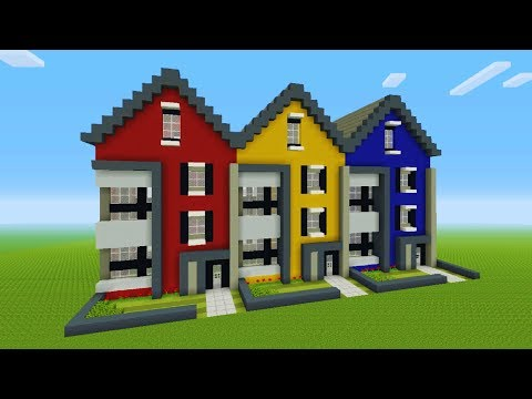 Education Information: How To Build A House In Minecraft ...