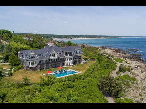 Sprawling Waterfront Estate in Ogunquit, Maine | Sotheby's International Realty