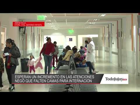 El hospital Materno Infantil espera más de 300 atenciones diarias en junio y julio