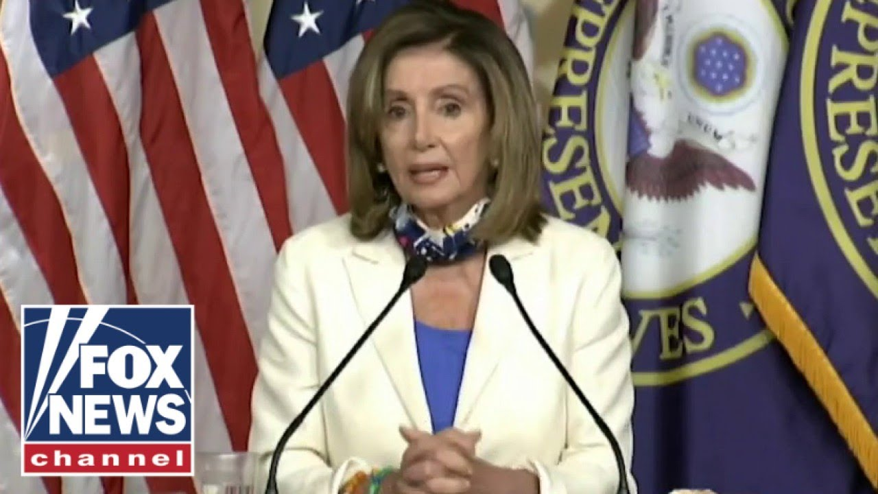 Pelosi has already delivered the line of the week: Concha