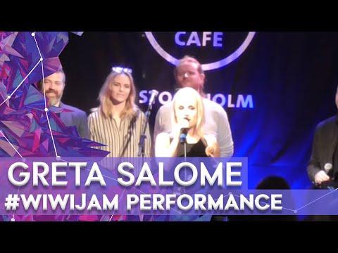 Greta Salome