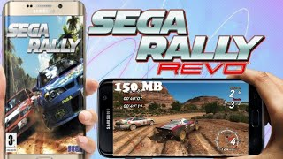 Download Sega Rally Revo Compressed PSP in game android with Gameplay